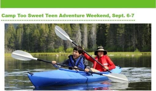 Teen-Weekend